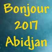 Bonjour 2017 Abidjan CI ❤❤❤❤❤ icon