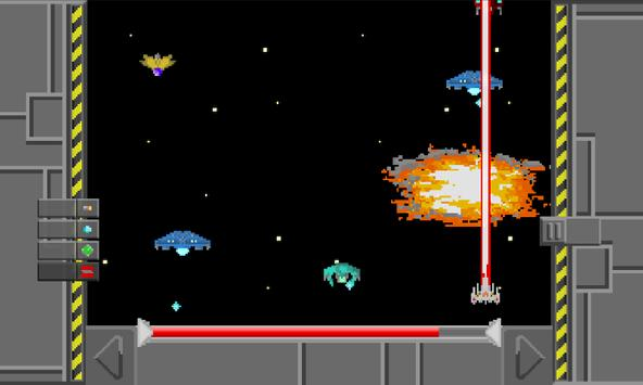 Interstellar attack screenshot 4
