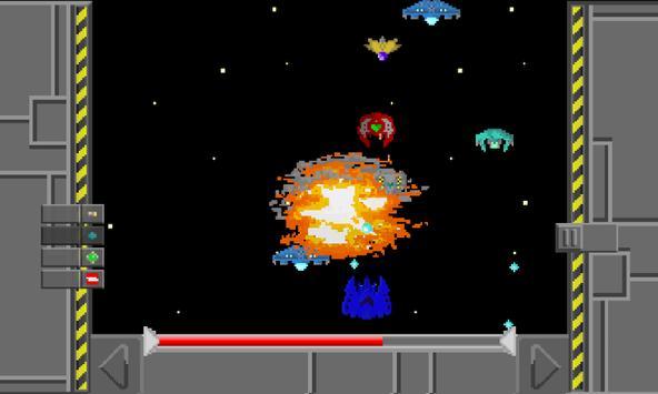 Interstellar attack screenshot 5