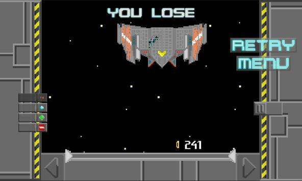 Interstellar attack screenshot 1