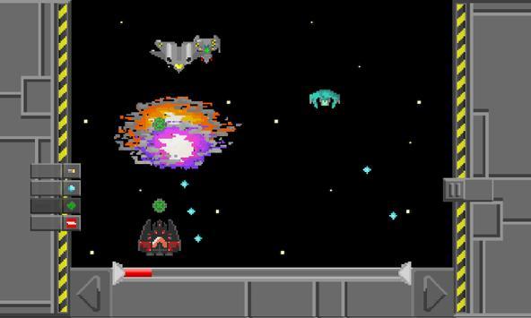 Interstellar attack screenshot 2