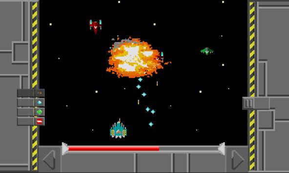 Interstellar attack screenshot 3