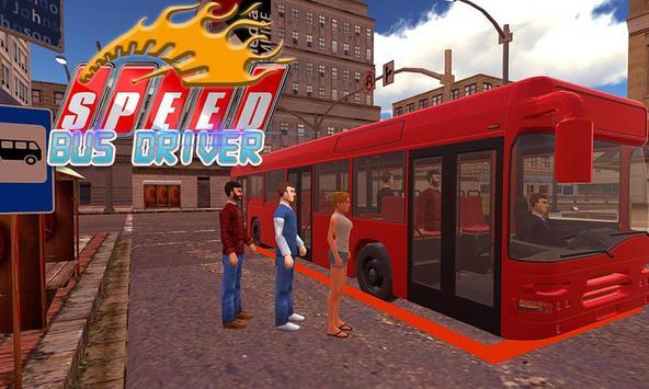 Speed Bus Driver apk screenshot