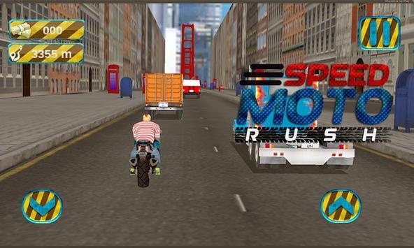 Speed Moto Rush poster