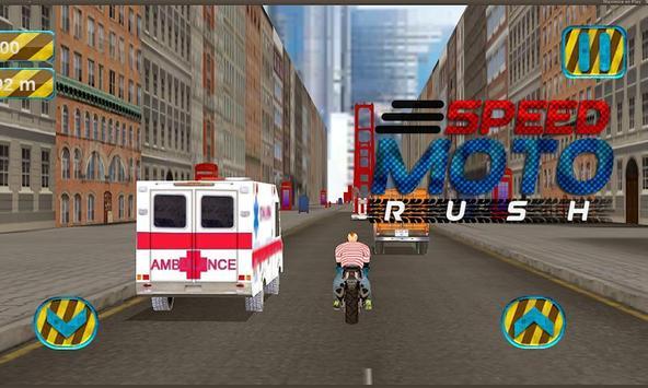 Speed Moto Rush apk screenshot