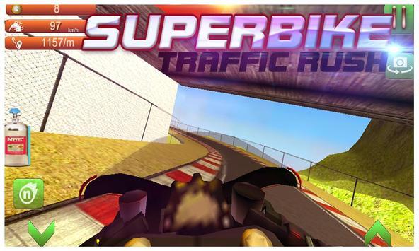Super Bike Traffic Rush screenshot 5