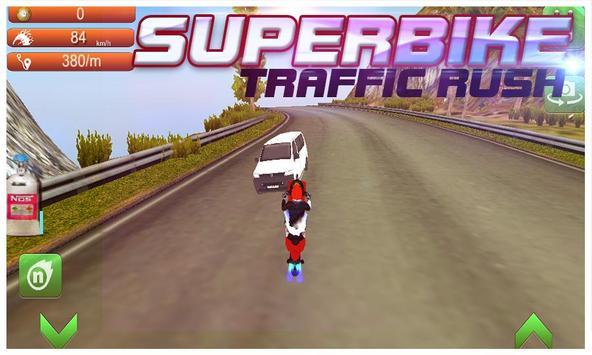 Super Bike Traffic Rush screenshot 7
