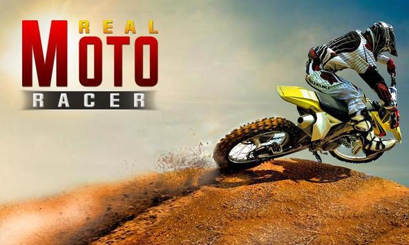Real Moto Racer poster