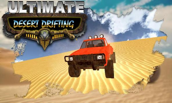 Ultimate Desert Drifting screenshot 4