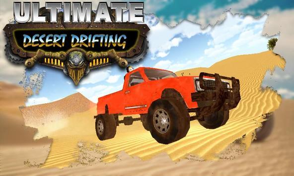 Ultimate Desert Drifting apk screenshot