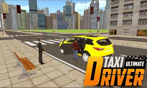 Ultimate Taxi Driver apk screenshot