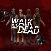 Walk and Dead: Z Wars icon