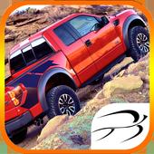 Hill Climb 3D icon