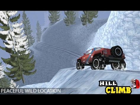 Hill Climb 3D imagem de tela 4
