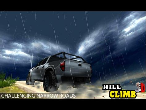 Hill Climb 3D imagem de tela 2