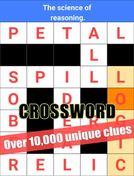Crossword Puzzle Word Search Games screenshot 2