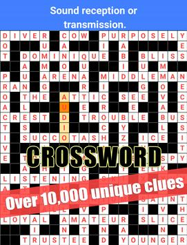 Crossword Puzzle Word Search Games screenshot 3