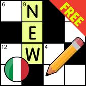 Crossword Italia Puzzle Free 2018 icon