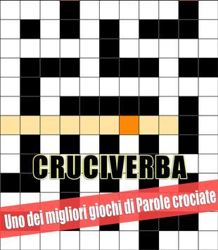 Crossword Italia Puzzle Free 2018 poster