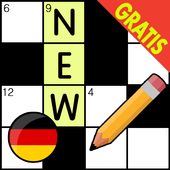 Crossword German: Word Search Puzzles icon