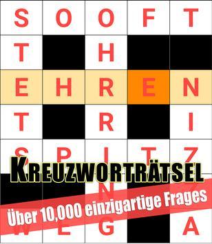 Crossword German: Word Search Puzzles screenshot 3