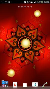 Diwali Live Wallpaper screenshot 2