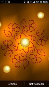 Diwali Live Wallpaper screenshot 6