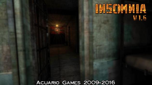 Insomnia: Horror and Nightmares apk screenshot