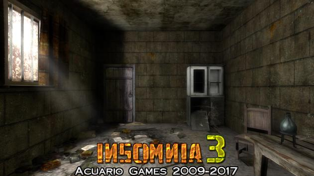 Insomnia 3: Fear in the dungeons apk screenshot