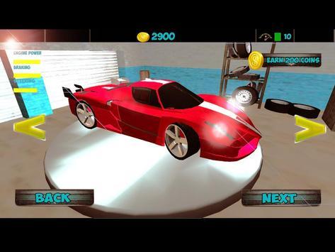 Fast Car Parking screenshot 5