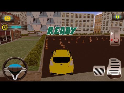 Fast Car Parking screenshot 7