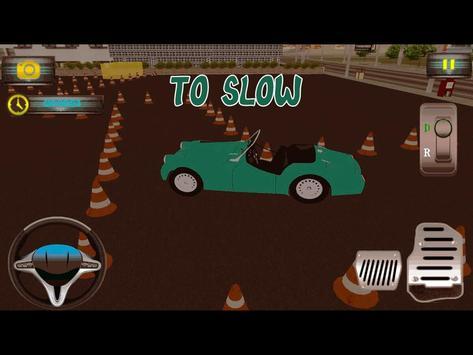 Fast Car Parking screenshot 8