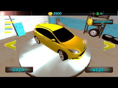 Fast Car Parking screenshot 11