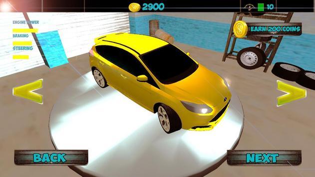 Fast Car Parking screenshot 1