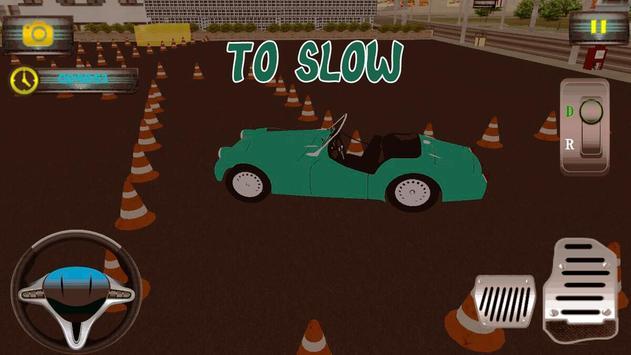 Fast Car Parking screenshot 2