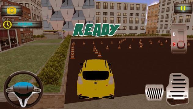 Fast Car Parking screenshot 3