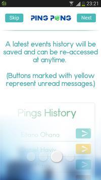 PingPong apk screenshot