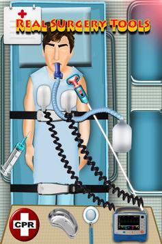 Heart Attack Surgery Doctor screenshot 1