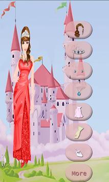 Princess Dress up Girl Game apk screenshot