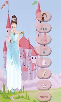 Princess Dress up Girl Game poster