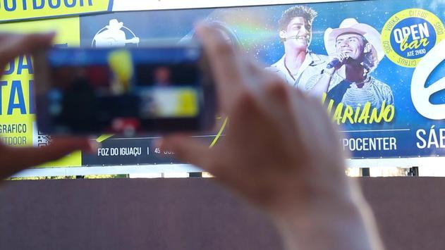 Outdoor Holográfico apk screenshot