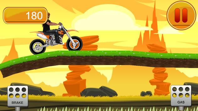 Bike Motocrocc Race screenshot 5