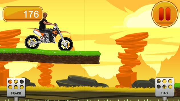 Bike Motocrocc Race screenshot 6
