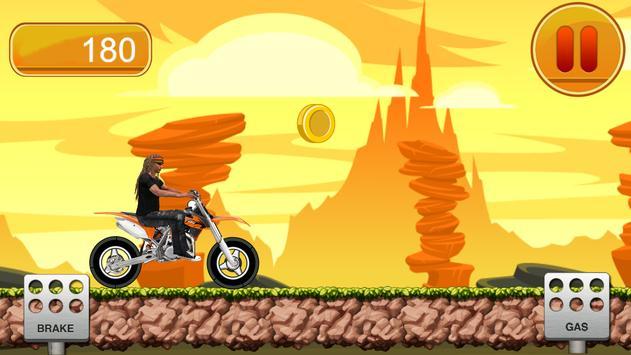 Bike Motocrocc Race screenshot 1