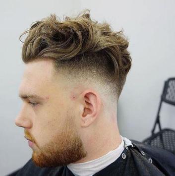 Barbershop Gallery Haircut poster