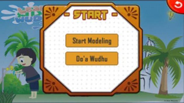 AR-Learn Wudhu screenshot 1