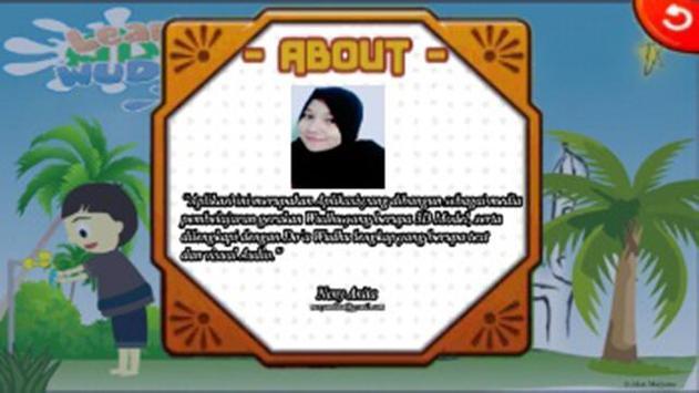 AR-Learn Wudhu screenshot 4