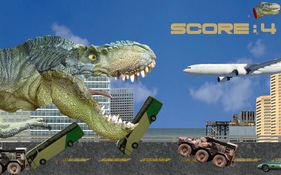 Dino Rage apk screenshot