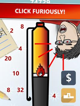 Pen Clicker Fury apk screenshot