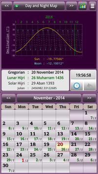 Sun & Moon Calendar screenshot 19